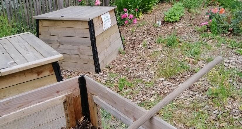 bacs de compost collectifs